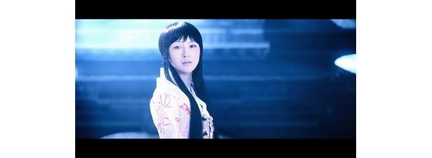 紀里谷監督の手によるお姫様・広末