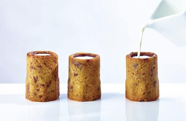 新感覚スイーツ「ミルク&クッキー・ショット」が味わえるペイストリーショップ、ドミニクアンセルベーカリーもオープン