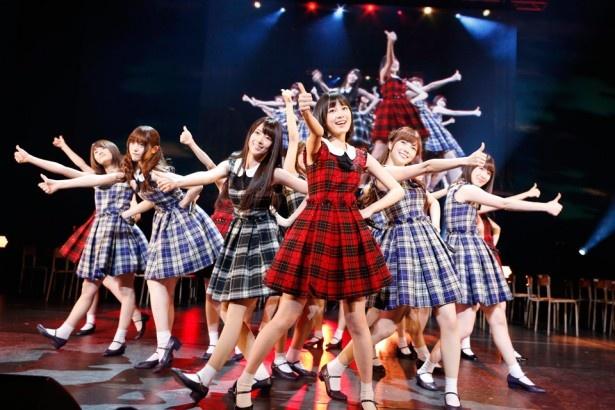 東京国際フォーラムで「大感謝祭2014」を開催した乃木坂46
