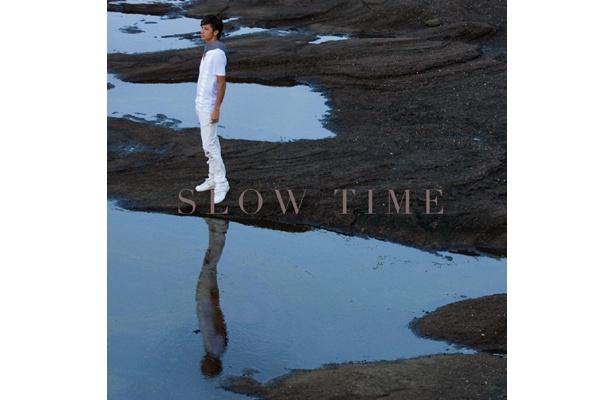 New Single「SLOW TIME」(初回限定生産盤CD+PHOTO BOOK)ジャケット写真