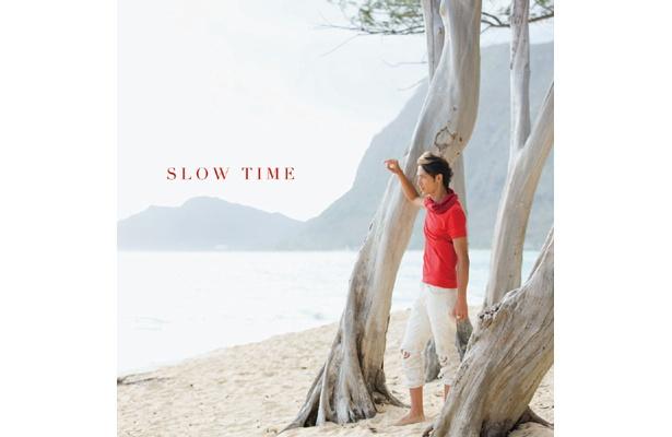 New Single「SLOW TIME」(通常盤CDのみ)ジャケット写真