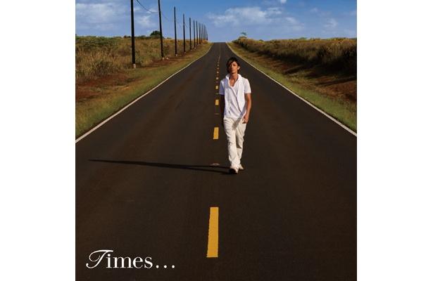 New Album「Times…」(初回限定生産盤CD+DVD+PHOTO BOOK)ジャケット写真