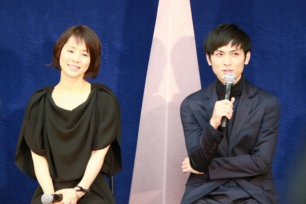 「ラブシーンはパッションです」 と口をそろえた高良健吾&石田ゆり子