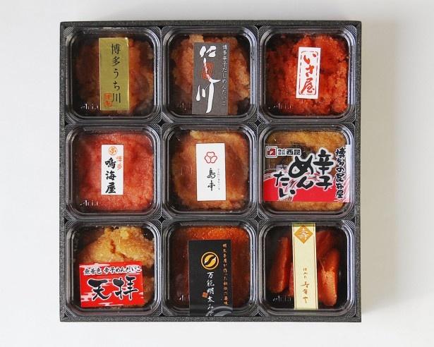 福岡土産の定番「明太子」にドリームチームが誕生
