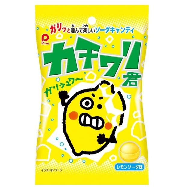 """""""かみ心地""""にこだわった新感覚キャンディとは?"""