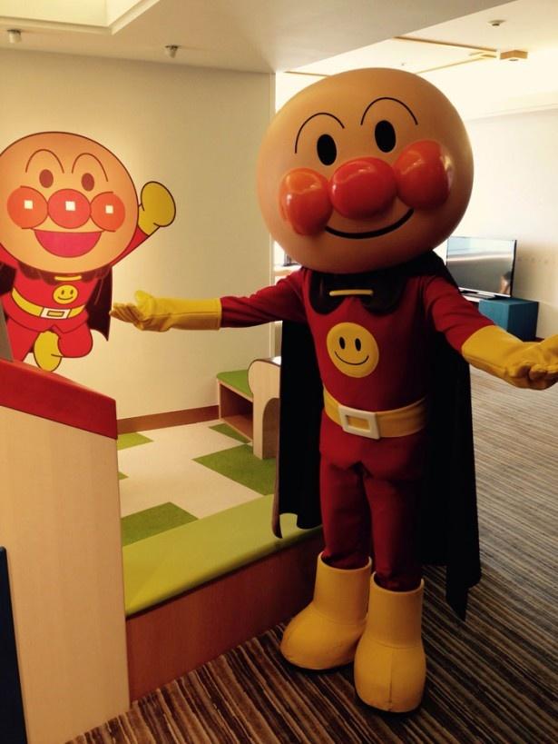 【1日1室限定】「ホテルオークラ神戸」に、アンパンマン ...