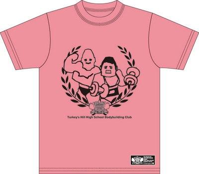 ボディービル部Tシャツ4200