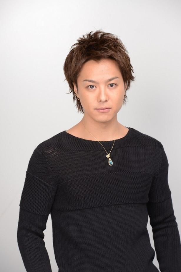 新ドラマ「ワイルド・ヒーローズ」で初主演を飾ることになったEXILE TAKAHIRO