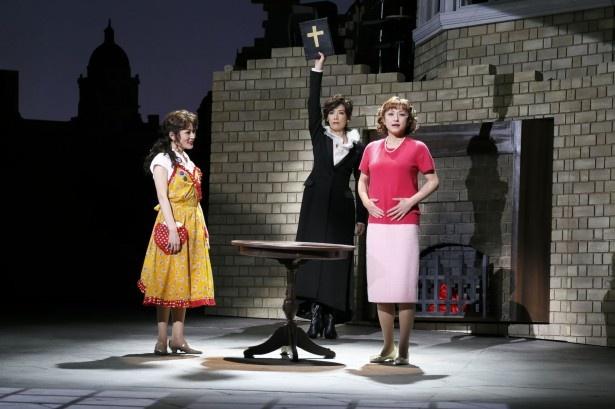 「ブラッドブラザース」はブロードウェイなど世界中で上演されてきたミュージカルの大作