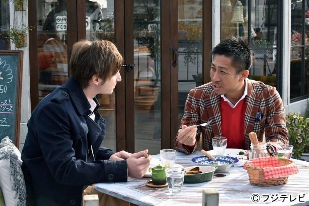 2月19日(木)放送「問題のあるレストラン」第6話に前園真聖が本人役で登場!