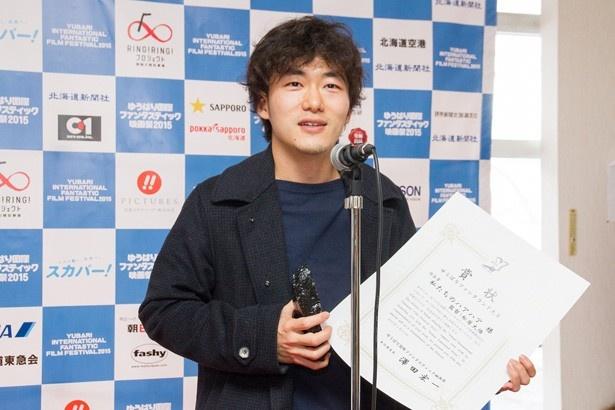 ゆうばり映画祭でW受賞を果たした松居大悟監督