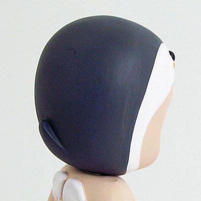 ペンギンの頭部(最近『ペンギンの宿題』が人気)
