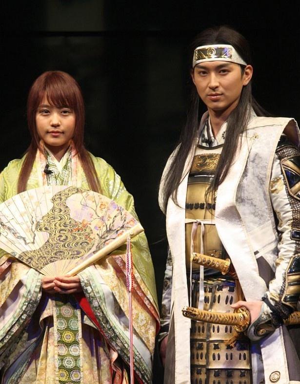 松田と有村は、お互いに「かぐちゃん」「桃ちゃん」と呼び合っていた