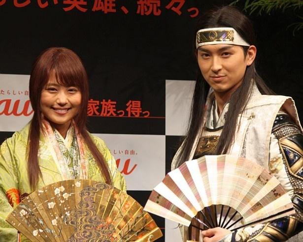 CM「三太郎」シリーズの最新作が放映開始!かぐや姫役で有村架純が登場する