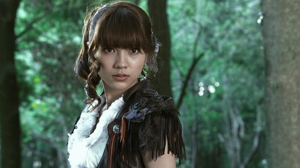 『牙狼』最新作でヒロイン・莉杏を演じる南里美希