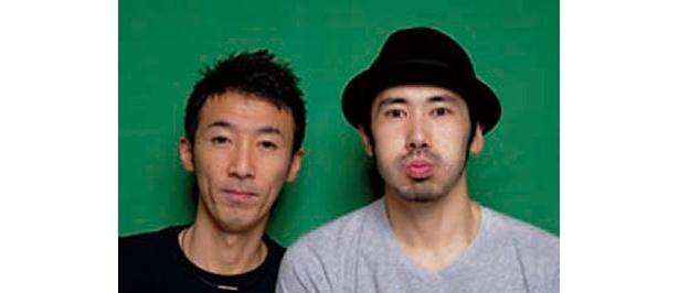 ちょっぷりん●33歳の西野恭之介(右)と小林幸太郎(左)。芦屋出身、芦屋在住で同級生の松竹芸能所属コント師。関西の数々の賞を総なめにして、シティボーイズ客演も果たしている