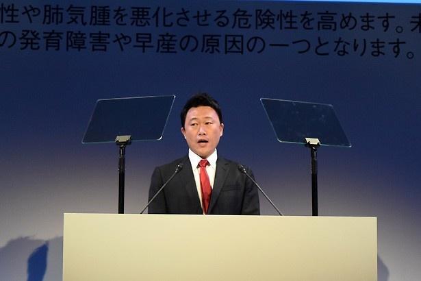 フィリップモリス・マールボロ アシスタントブランドマネージャーの岩田幸純さん
