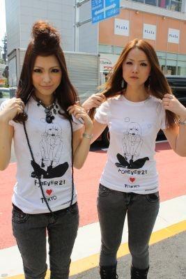 配られたオリジナルTシャツはコチラ