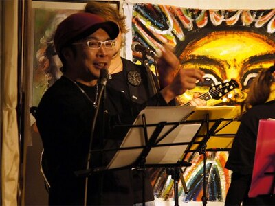 「弱虫ペダル」田所迅役などで知られる声優の伊藤健太郎。声援団のイベントには久々の参加