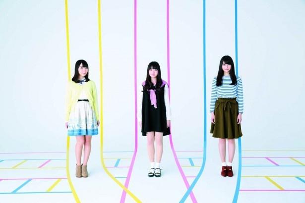 TrySailは「第2回ミュージックレインスーパー声優オーディション」に合格した麻倉もも、雨宮天、夏川椎菜の3人によるユニット