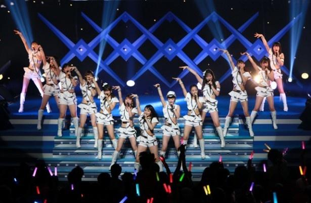 モーニング娘。'15の全国ツアー「モーニング娘。'15コンサートツアー春~GRADATION~」がスタート!