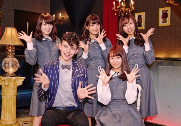 新番組「Tokyo Girls' Update」が4月23日(木)スタート。日本のKawaiiカルチャーを世界に発信する