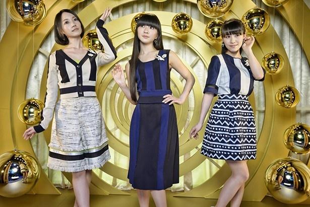 Perfumeと伊勢丹新宿店がコラボ企画を発表した
