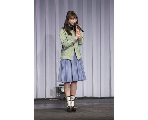 SKE48/乃木坂48の松井玲奈は本作で声優デビュー