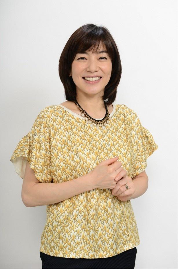 女優としてもかつやくする八木亜希子