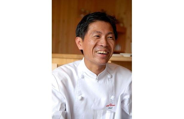 レストラン「ヤマガタ サンダンデロ」をプロデュースした奥田政行シェフ