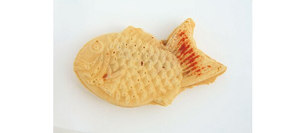 「薄皮たい焼き たい夢」のジャーマンポテトはちょっぴりオシャレ(150円)