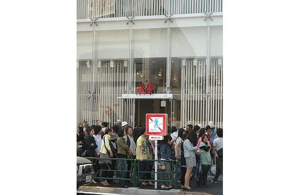 いまだ根強い人気の「H&M」。「FOREVER 21」と海外の破格ブランドの双璧をなす