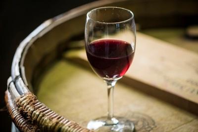 ワイナリー併設のカフェでできたてワインを堪能しよう