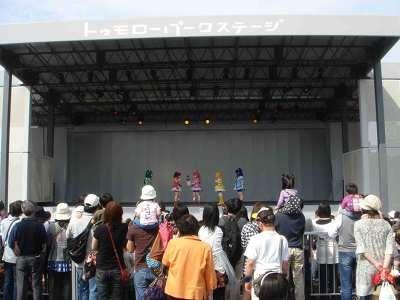 「Yes!プリキュア5 GO! GO!」ショーも開催中(写真4)