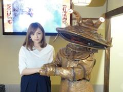 カネゴンが店長に!「元祖怪獣酒場」が大阪ミナミに開店