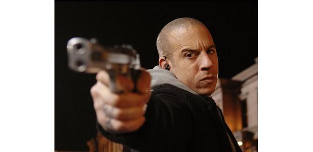『バビロンA.D.』で、世界最強の傭兵を演じるヴィン・ディーゼル