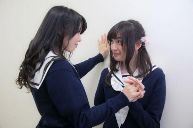 二番手は笹目ヤヤ役の奥野香耶さんです!