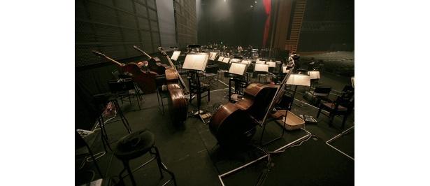 豪華オーケストラとのコラボは、かなり貴重!