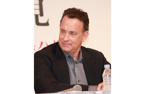 トムは共演したアイェレット・ゾラーについて「あけすけな性格がいいんだ」と言っていた
