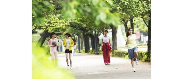 女性に人気なのは「運動する」。走るとたしかにスッキリするかも
