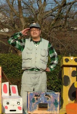 福岡在住の松浦浩司氏によるソロユニット「とんちピクルス」