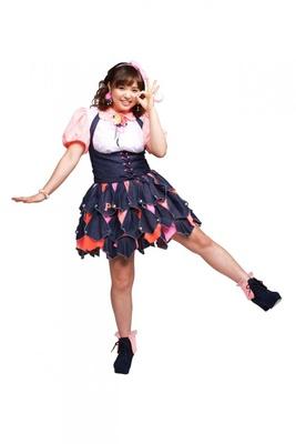 Pottyaの犬童舞子。1992年6月28日生まれ。元気ハツラツな笑顔が目を引く存在