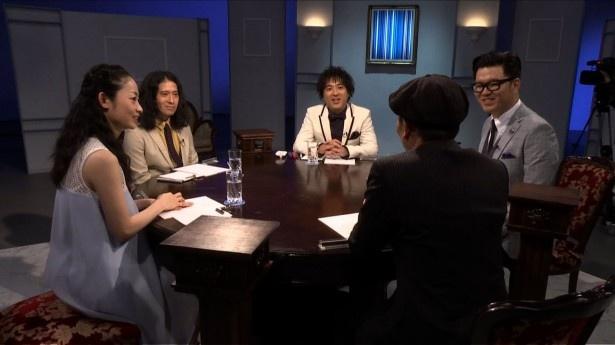 NHK BSプレミアムで「燃えよ空想~シェイクスピアゲーム」が放送される