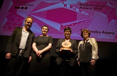 画像: ドイツの映画祭で浅野忠信が名誉賞を受賞!