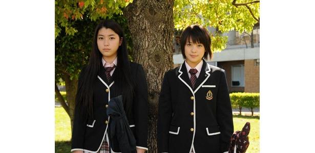 異なるタイプの剣道少女を演じる、成海璃子と北乃きい
