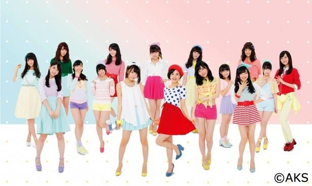 「東京アイドルフェスティバル 2015」出演が決定したHKT48