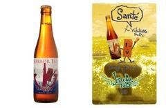 アニメとコラボした、こだわりのベルギービールが登場