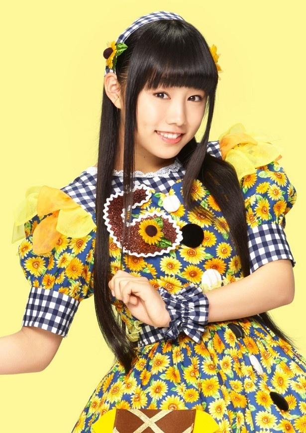 キャッチコピーは「ミラクルマジカルマスコット」。出席番号6番の廣田あいか