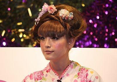 「ゆかたを着て鎌倉に行きたい!」とユッキーナ