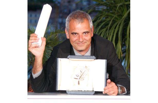 昨年のパルム・ドールを受賞したローラン・カンテ監督